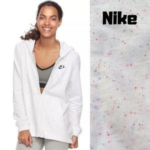 Nike Full-Zip Relaxed Fit Hoodie